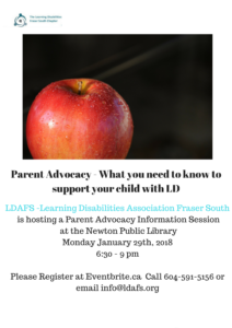 Parent Advocacy What You Should Do And >> Parent Advocacy What You Need To Know To Support Your Child With